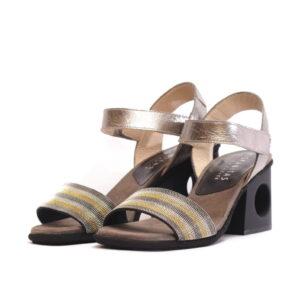 Γυναικεία Παπούτσια Γυναικείο Πέδιλο με Λουράκι Αλυσίδα