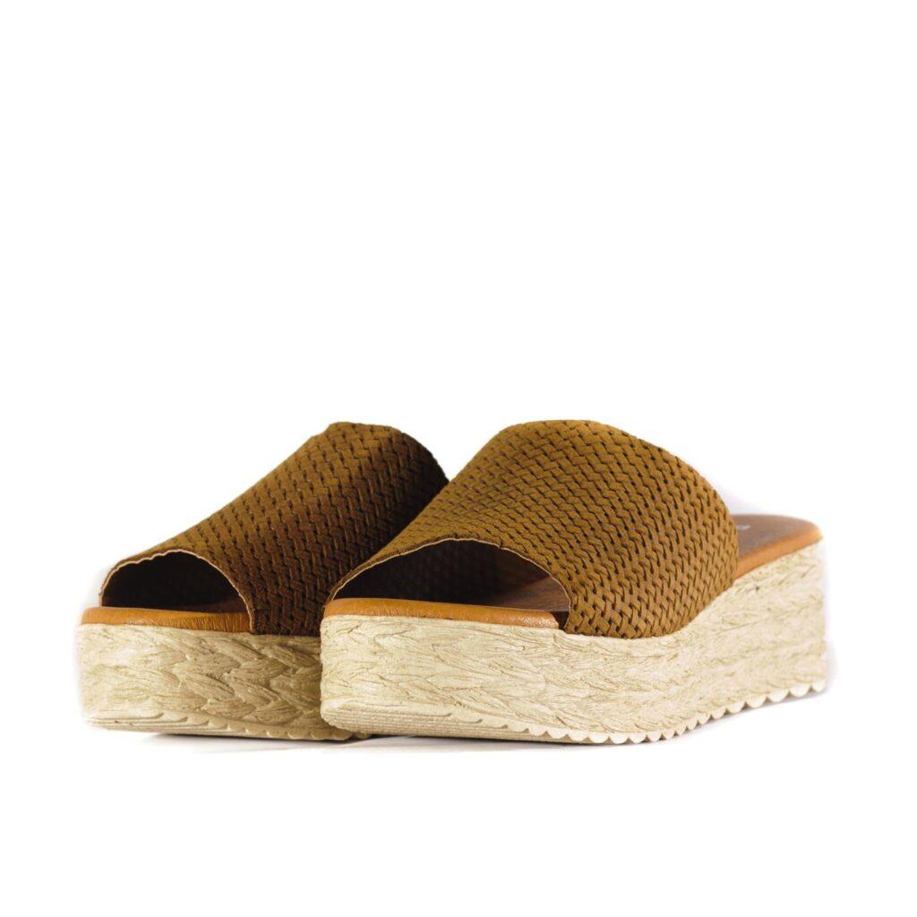 Γυναικεία Παπούτσια Γυναικεία Παντόφλα Πλατφόρμα