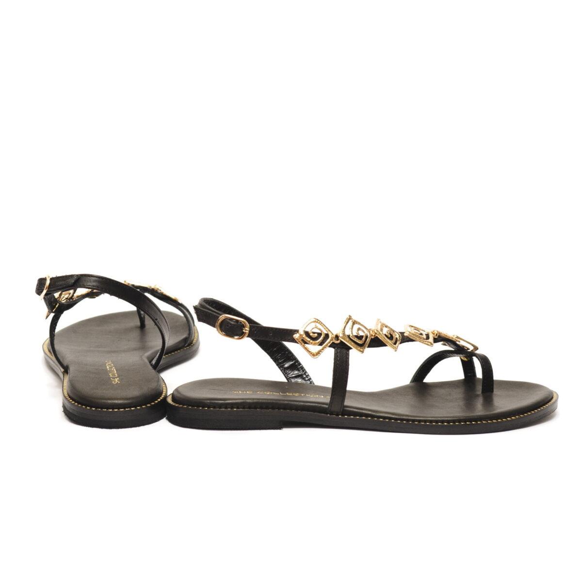 Γυναικεία Παπούτσια Γυναικείο Σανδάλι με Κόσμημα Δέσιμο