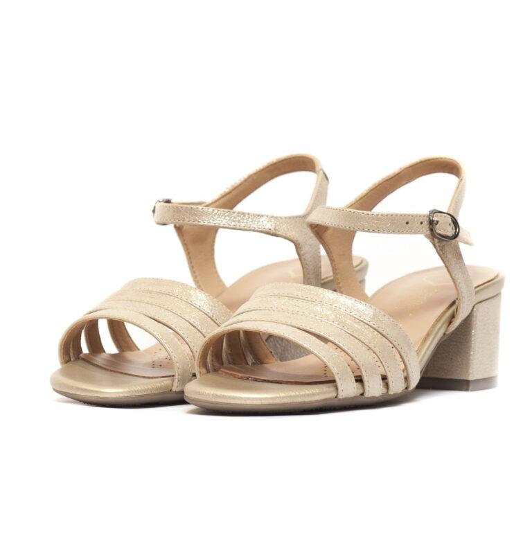 Γυναικεία Παπούτσια Γυναικείο Comfort Πέδιλο Σαμπανιζέ