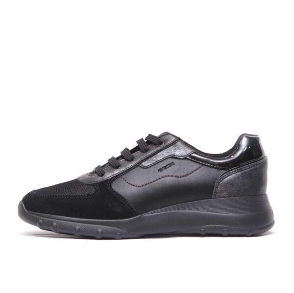 Γυναικεία Comfort Sneaker με Λουστρίν