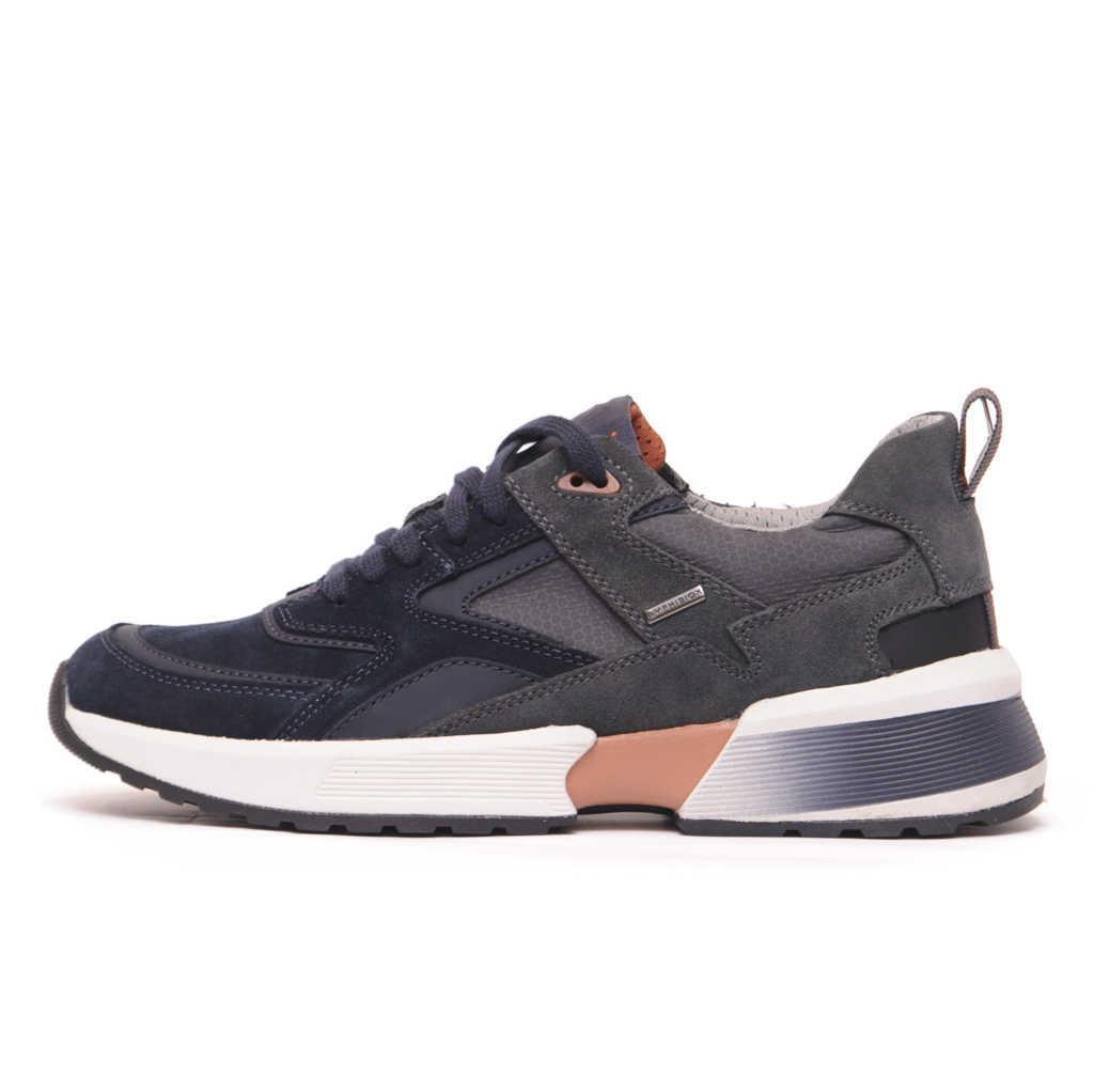 Αντρικό Casual Sneaker με Κορδόνια