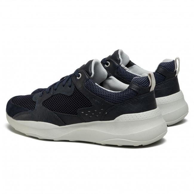 Geox Αντρικό Αθλητικό Sneakers Dark Blue