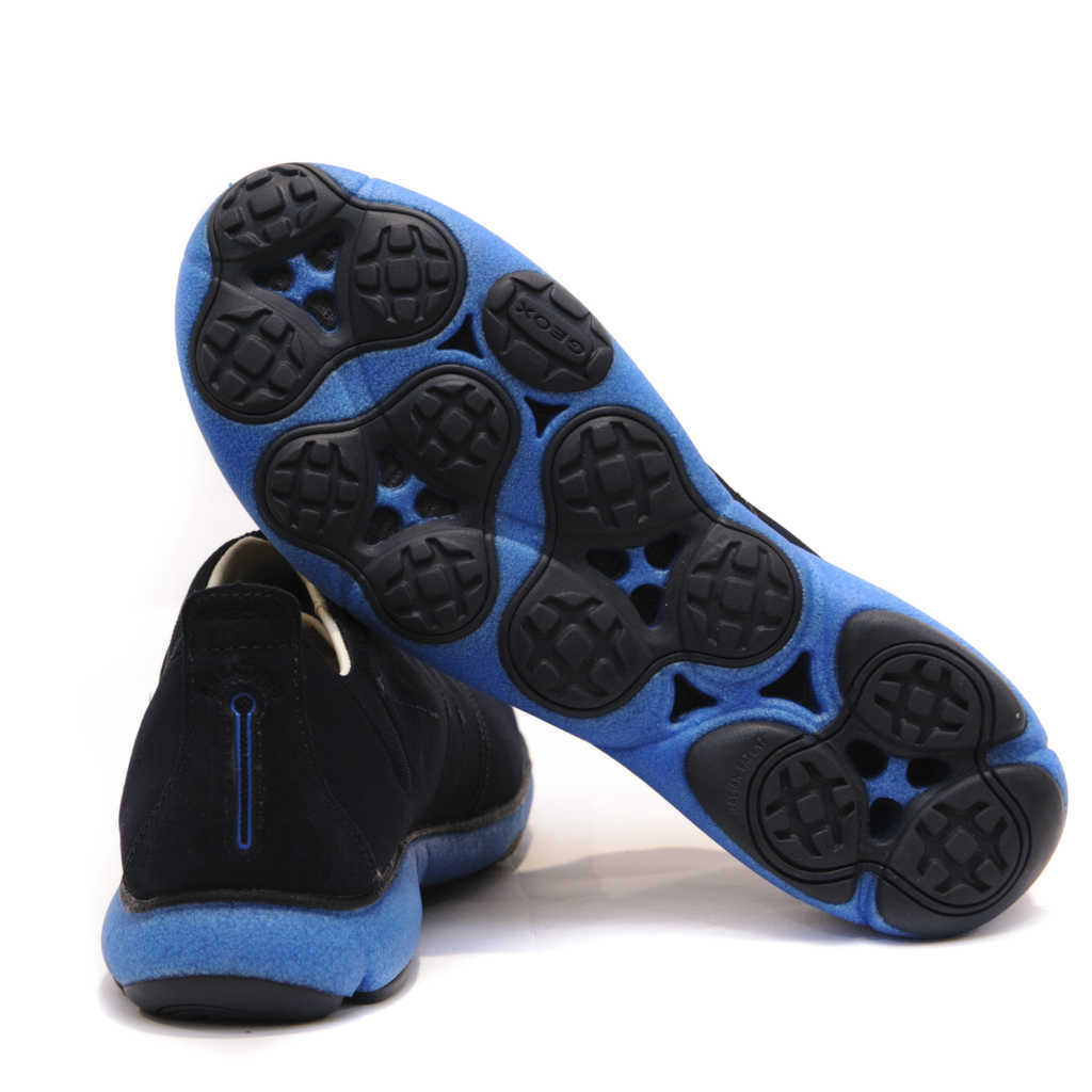 Geox Αντρικό Blue Sneakers με Nebula Σόλα