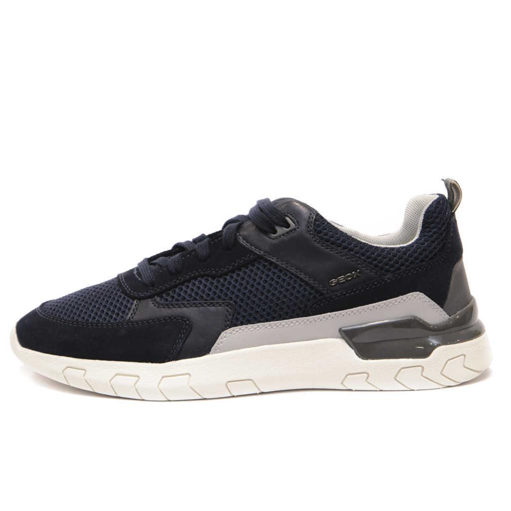 Geox Αντρικό Sneakers με Flexible Σόλα