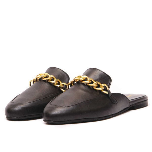 She Collection Mule Παντόφλα Style Μοκασίνι